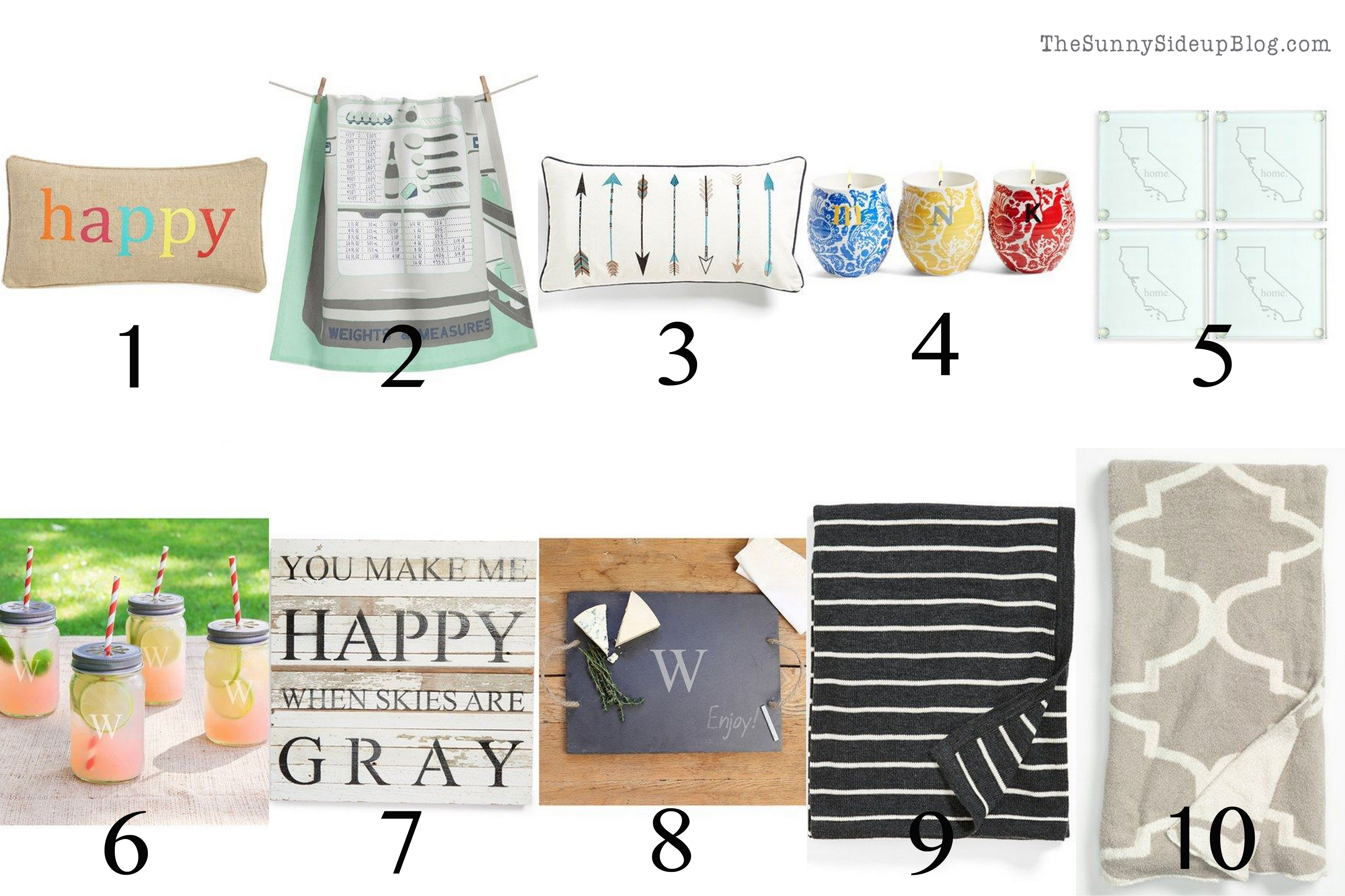 House happenings and fun finds