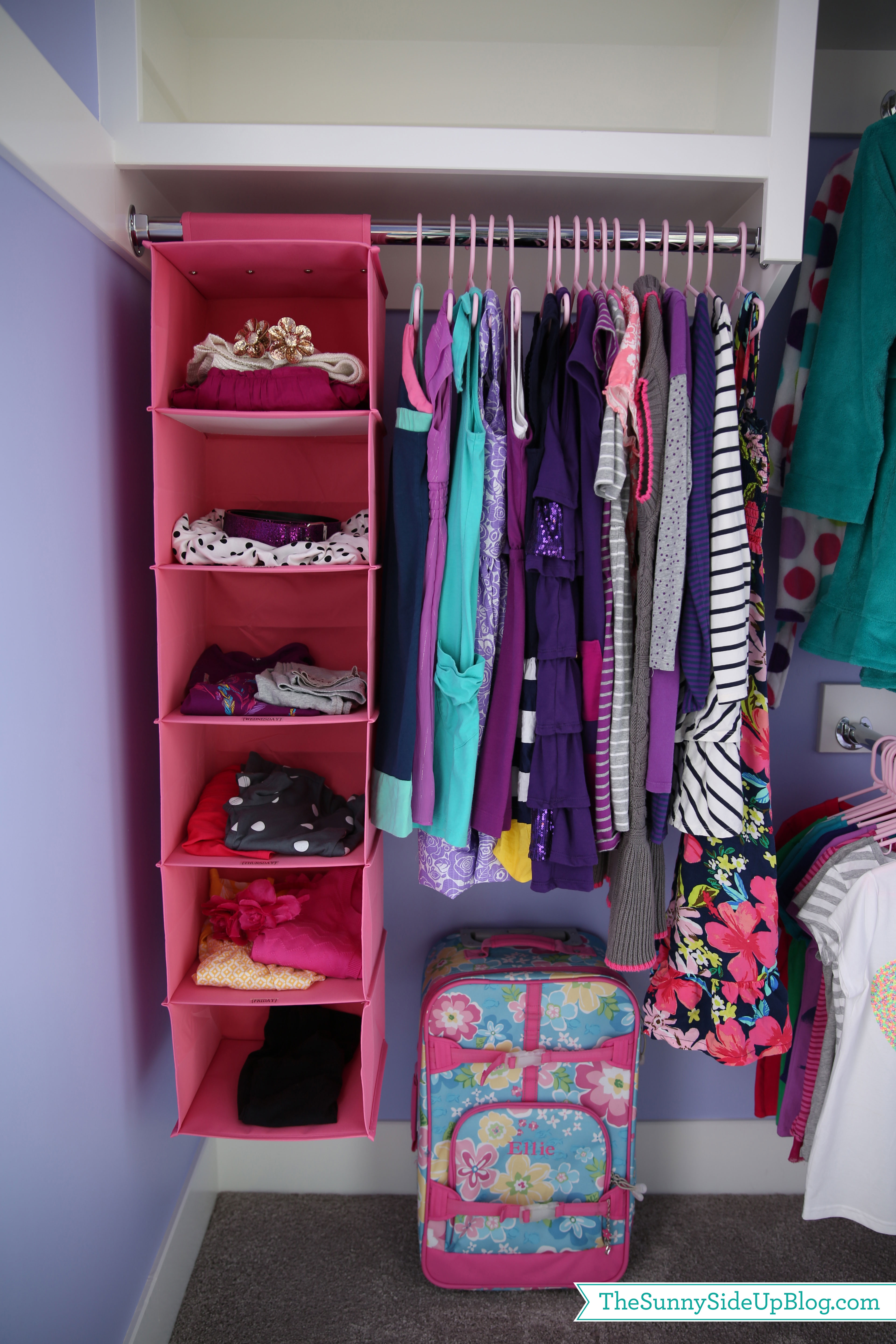 10 things to do now to get organized for back to school for Childrens closet