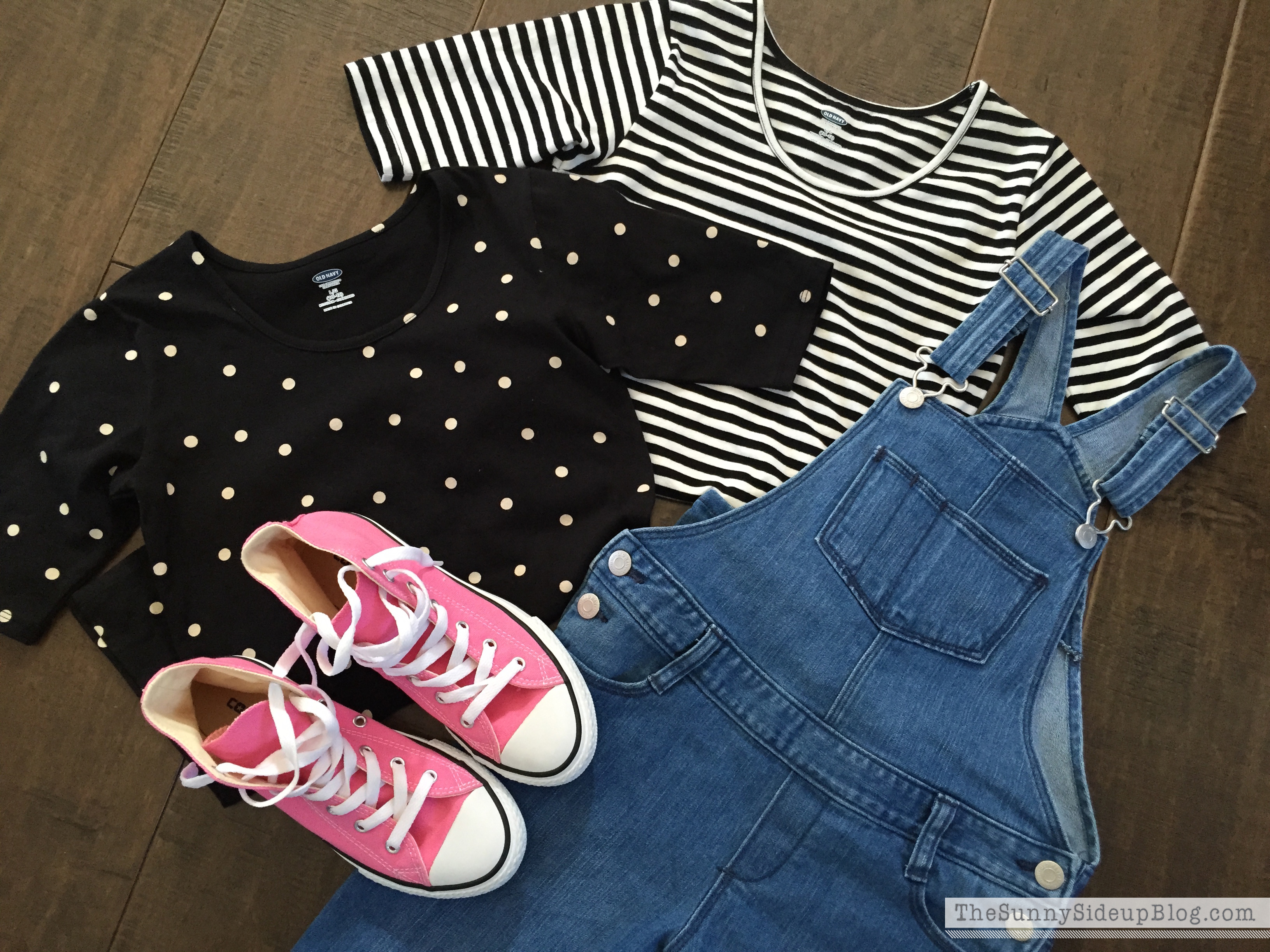7f24d06a8a7b I fell hard for Old Navy s ballet tees for girls this year. They are more  of a fitted top with a bit longer sleeves. They look so cute on both of my  ...