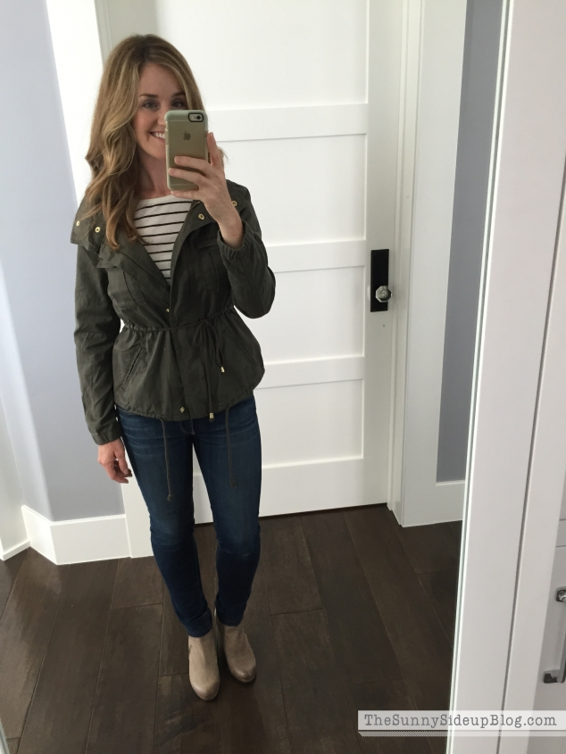 old navy army jacket