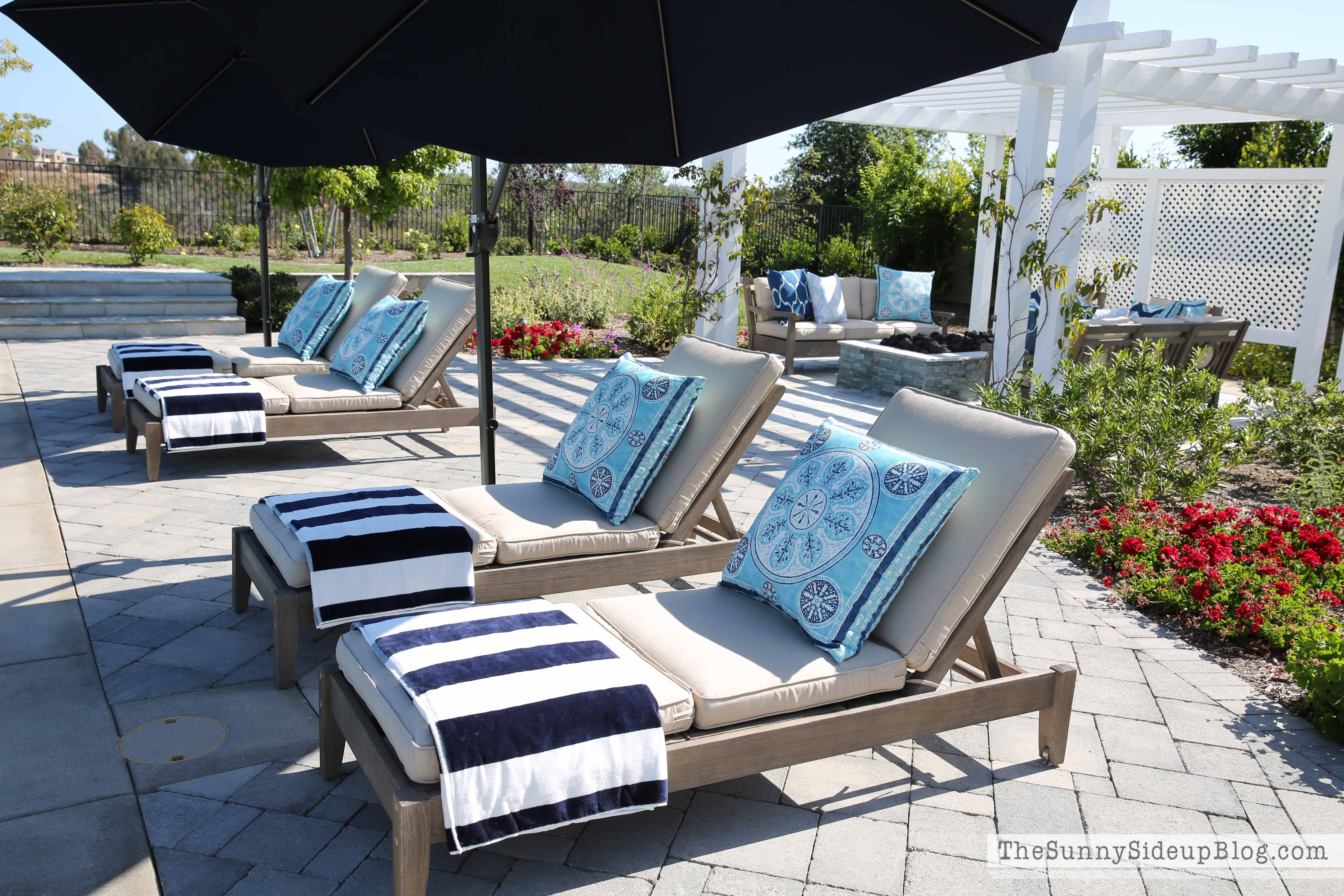 Pottery Barn Patio Furniture at Home and Interior Design Ideas