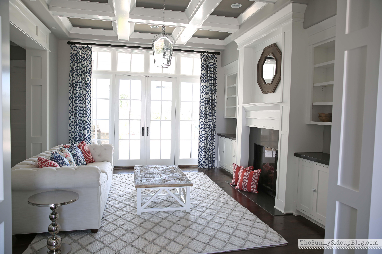 Formal Living Room Progress!