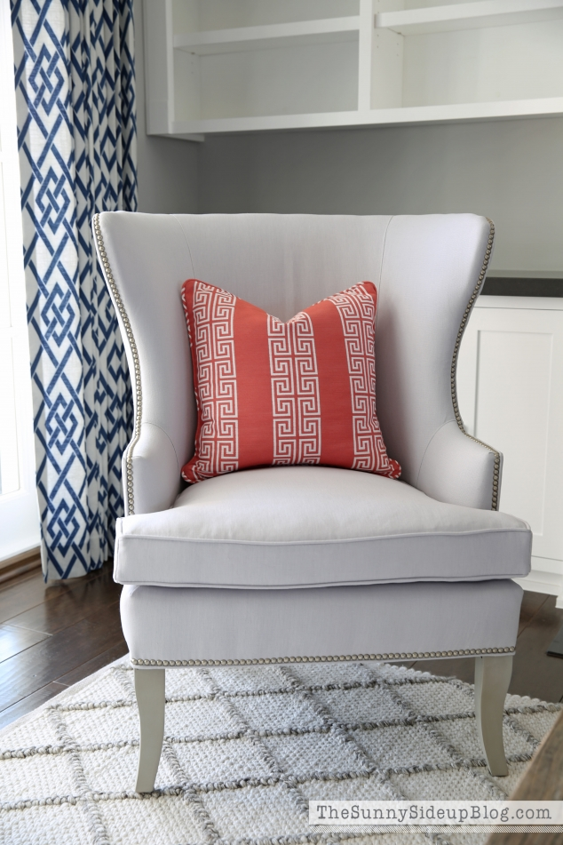 coral-greek-key-pillow