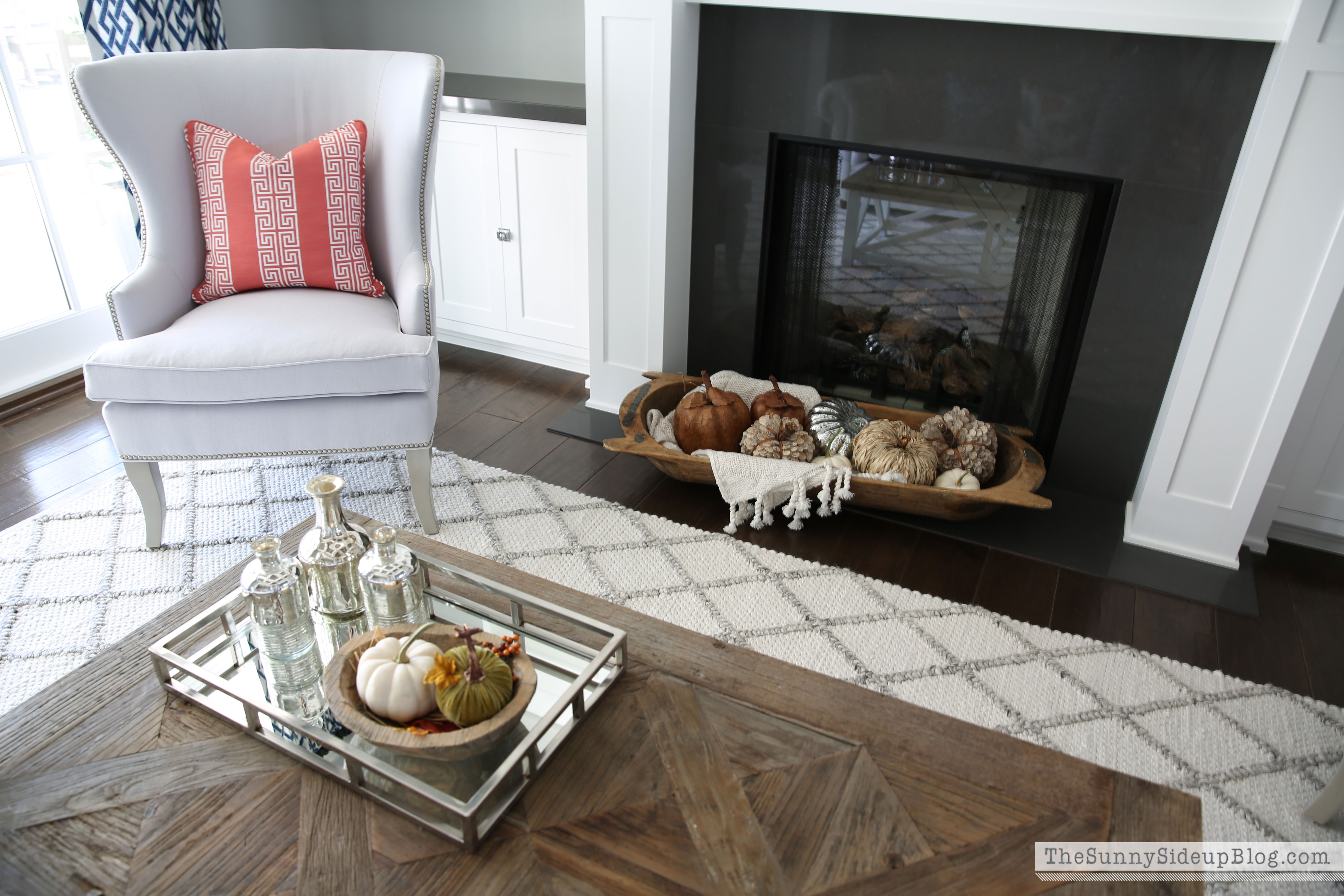 Restoration Hardware Coffee Table at Home and Interior Design Ideas