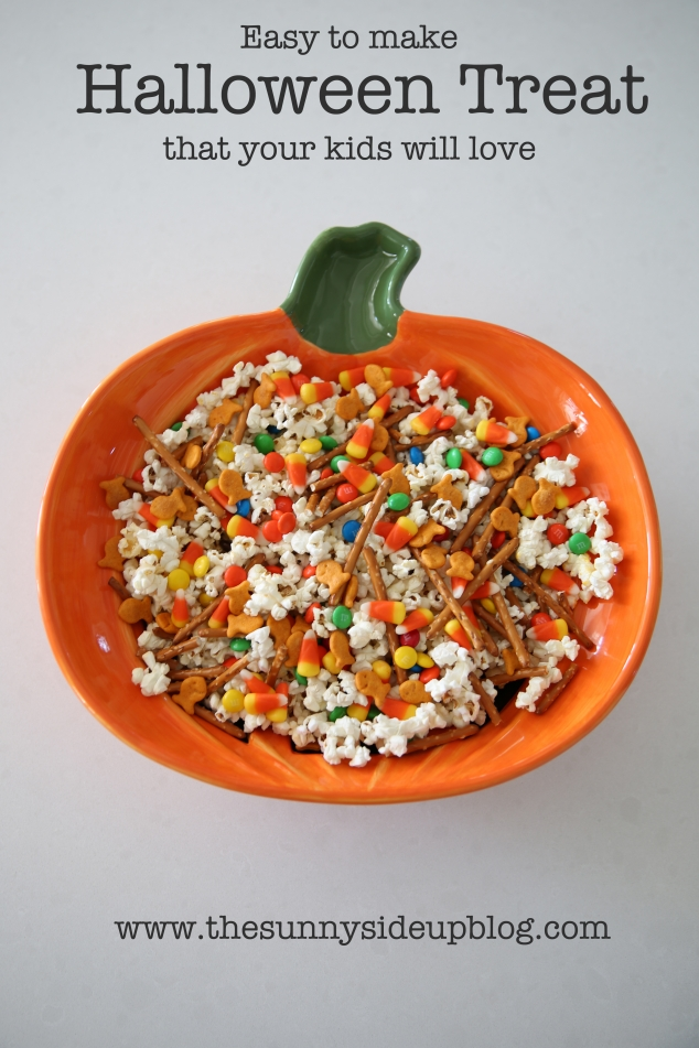 easy to make halloween treat for kids