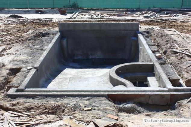 pool-in-progress