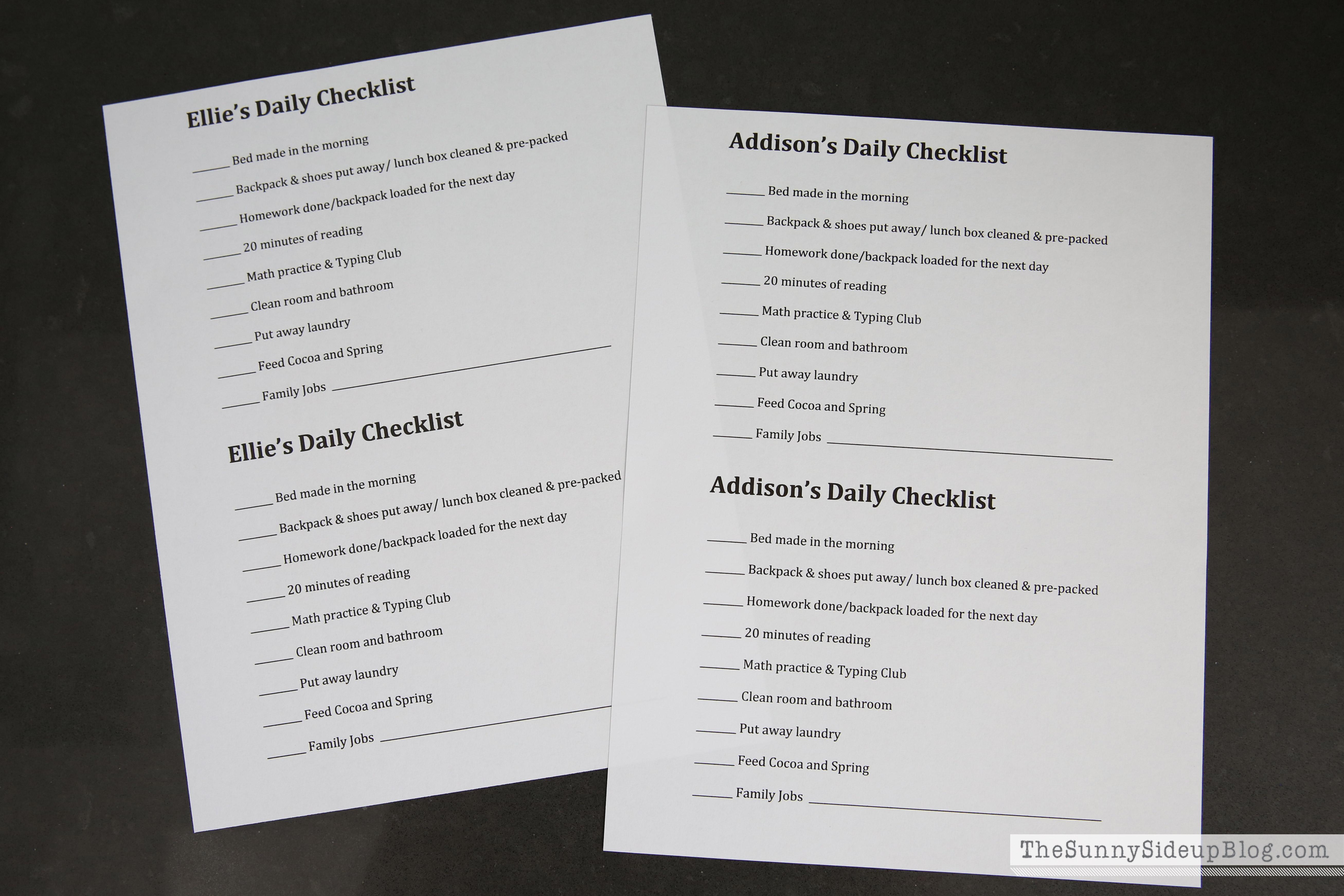kids-chore-checklist
