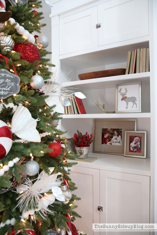 Sunny Side Up Christmas Tree