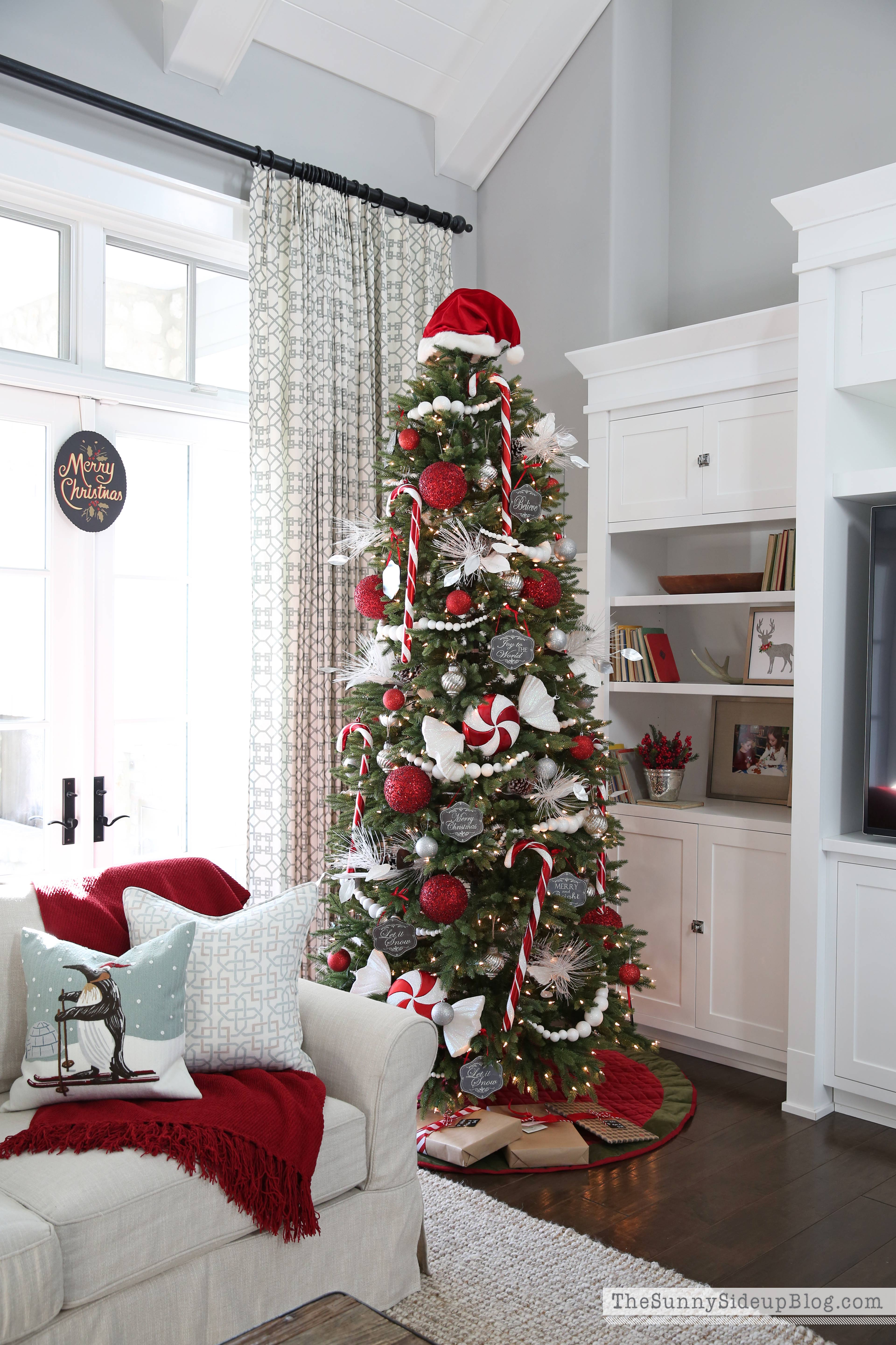 Formal Living Room Ideas Magnolia Lane Christmas Tour The Sunny Side Up Blog