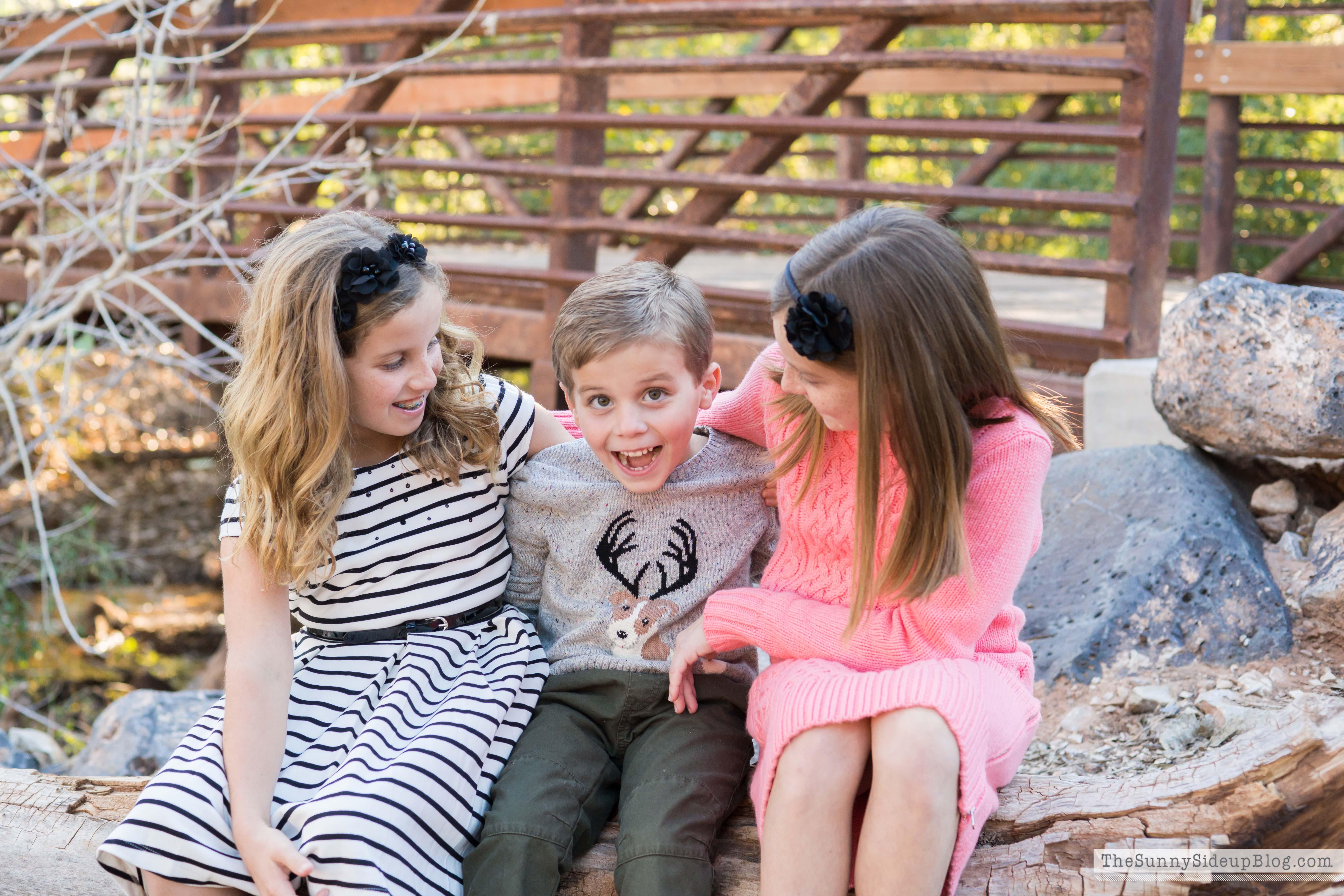 three-kids