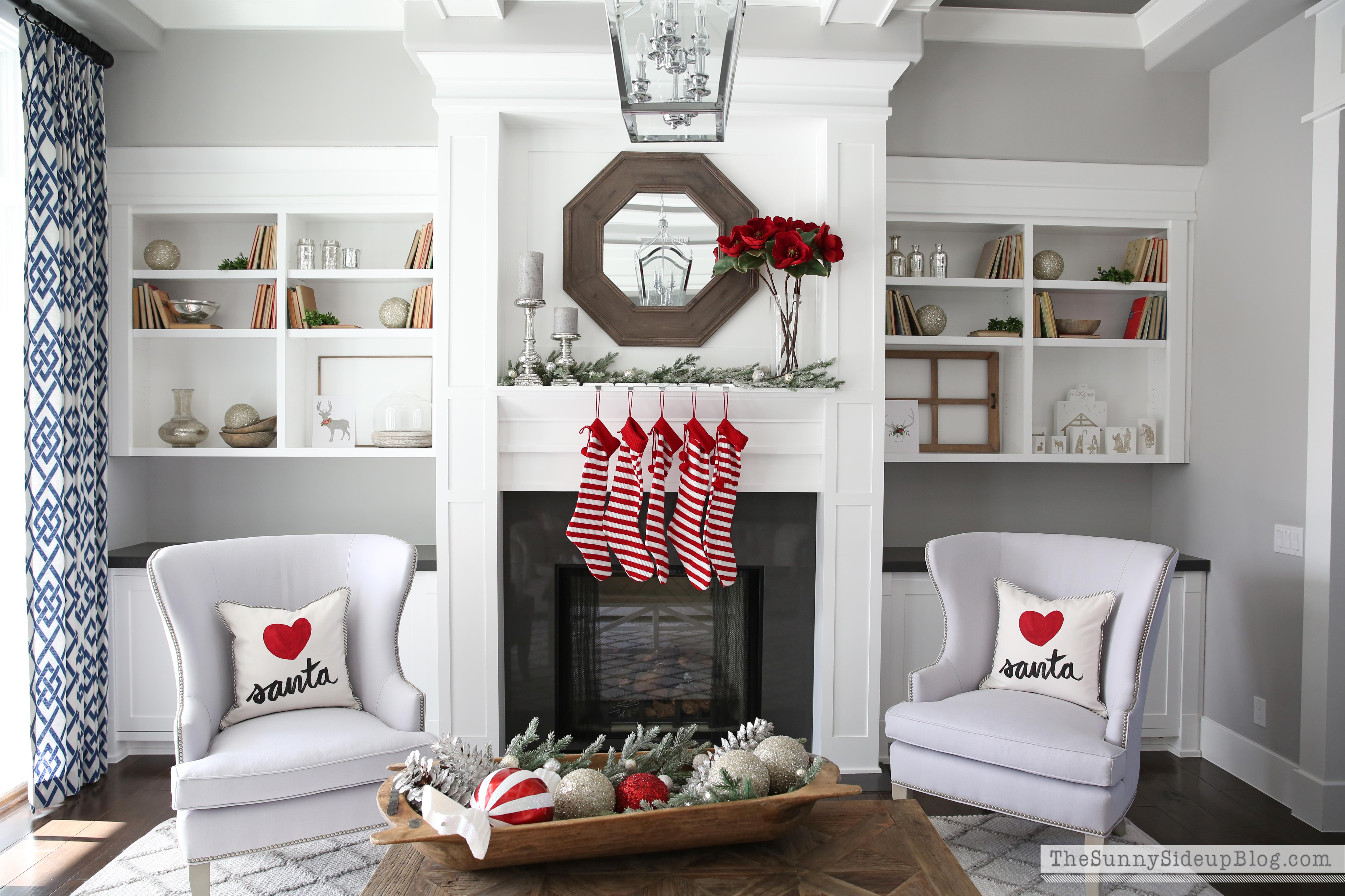 white-builts-with-fireplace
