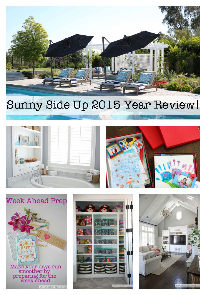 SUNNY SIDE UP 2015 Year Review!