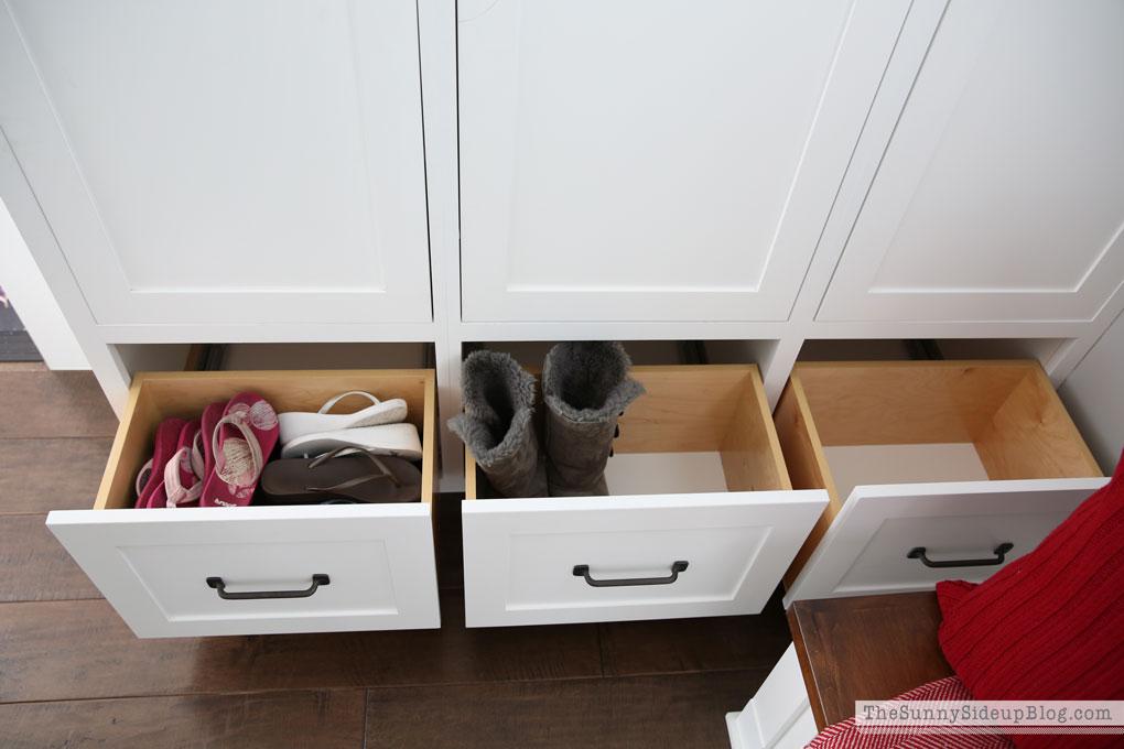 organized-mudroom-drawers