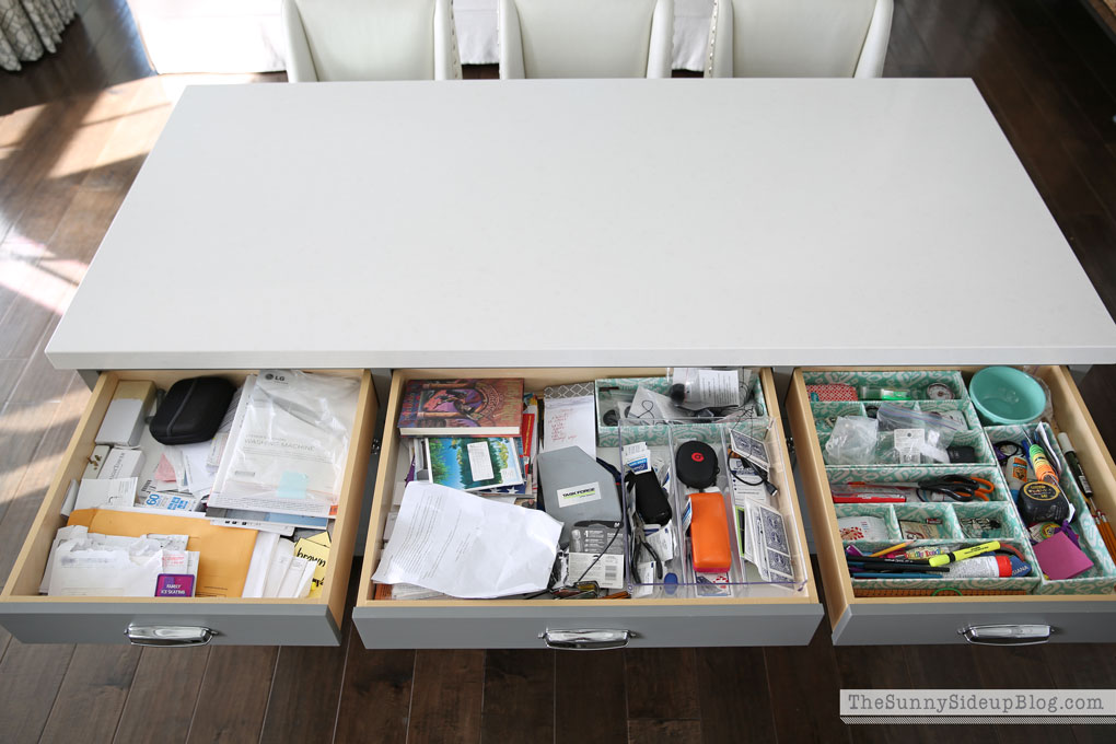 kitchen-island-messy-drawers
