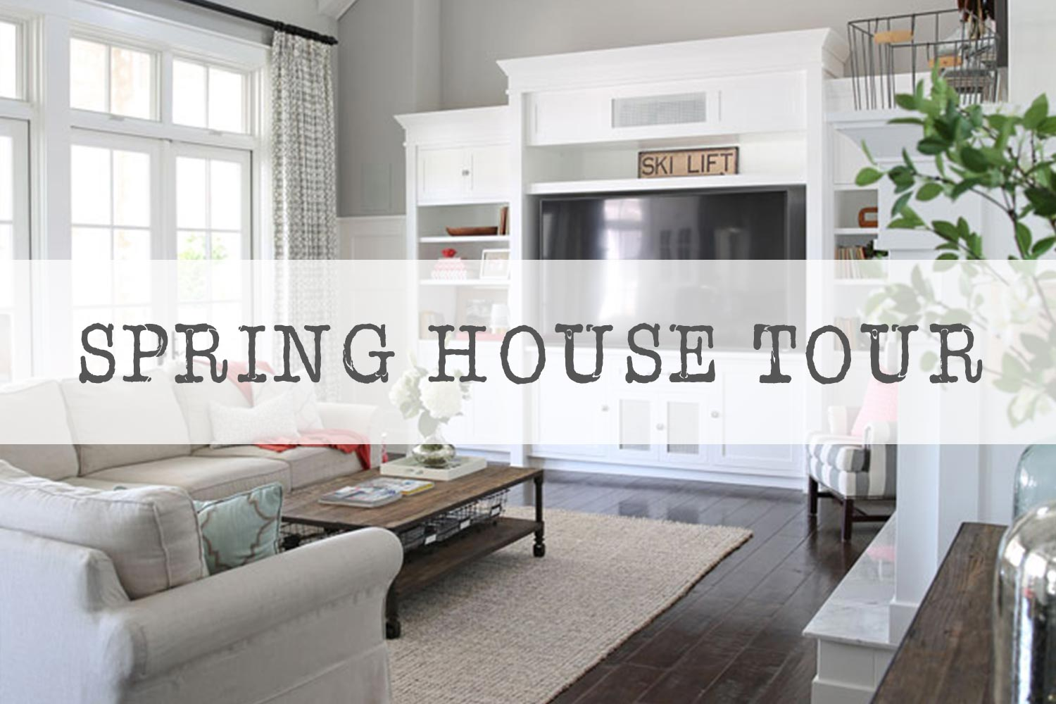Home Tour - The Sunny Side Up Blog