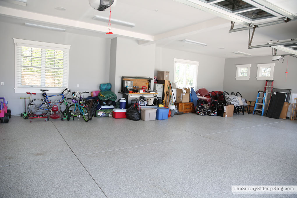 Garage Organization (take one!)