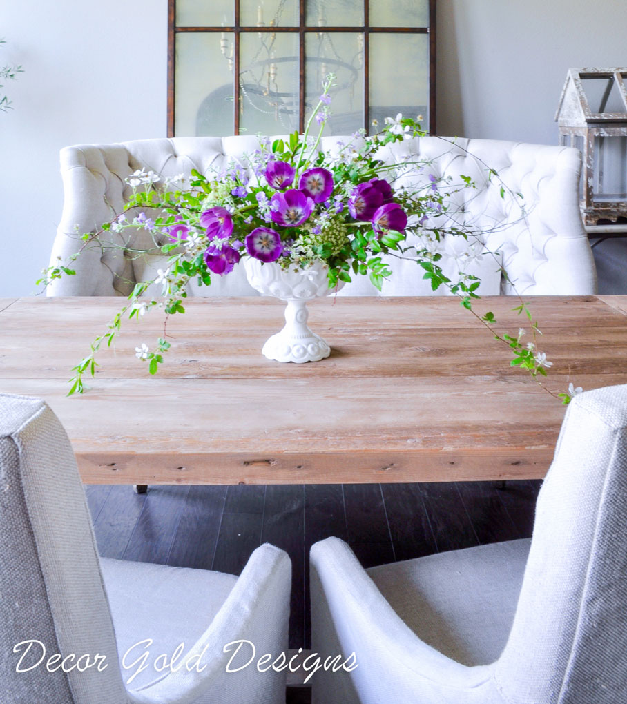 15 Pretty Ways To Decorate A Vase: 15 Ways To Style A White Vase