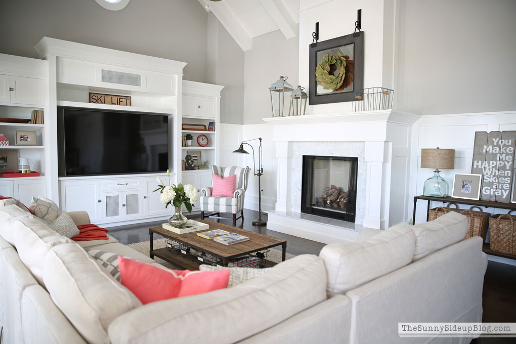 My Favorite Gray Paint And All Paint Colors Throughout My House Inspiration Gray Paint For Living Room