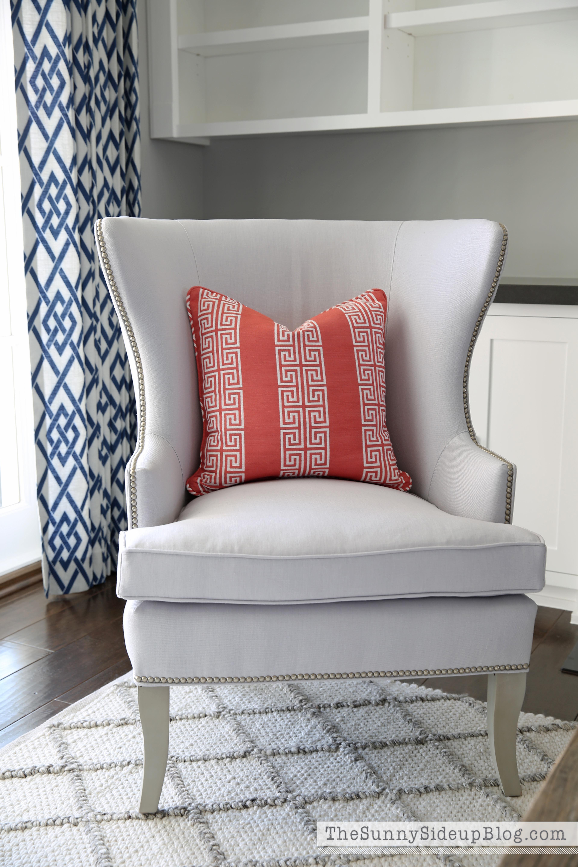 coral-greek-key-pillow
