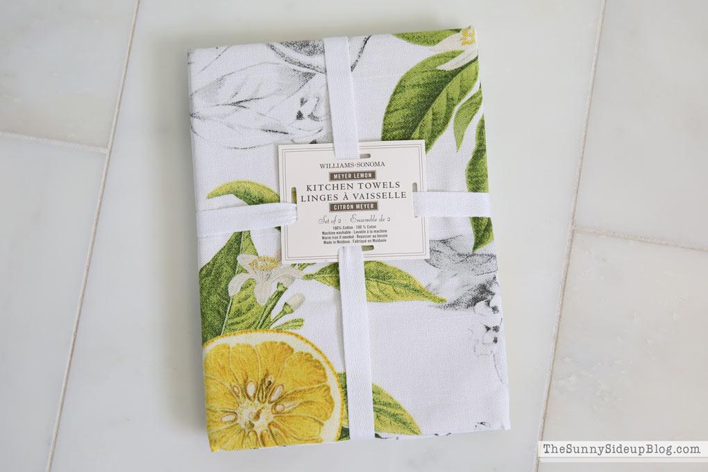 lemon-dish-towel