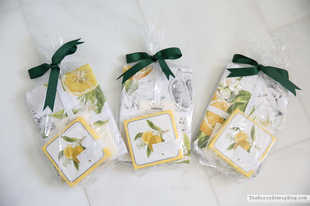 lemon-towels