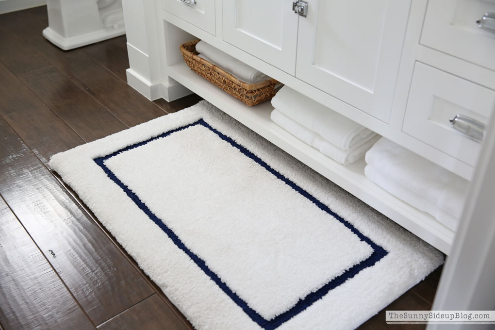 Exceptionnel Pottery Barn Bathroom Rug