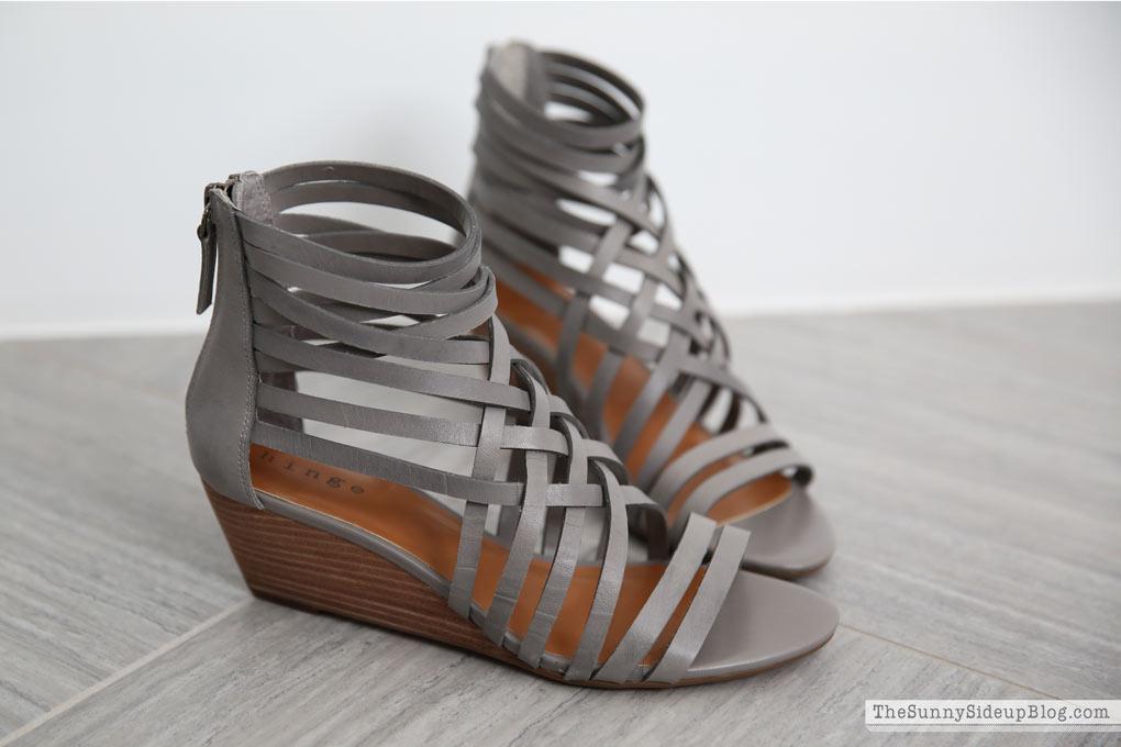 wedge-sandal
