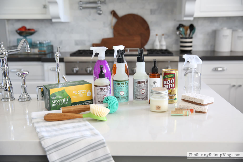 My Favorite Cleaning Products (why I'm a fan of Grove Collaborative)