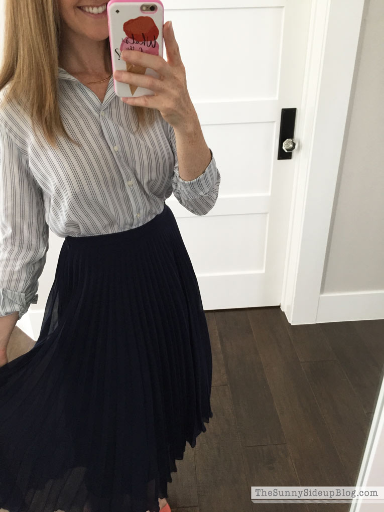 ruffle-skirt