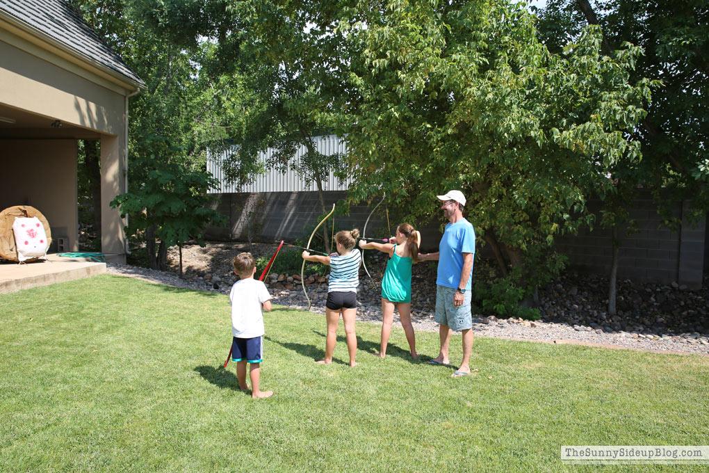 archery-with-grandpa