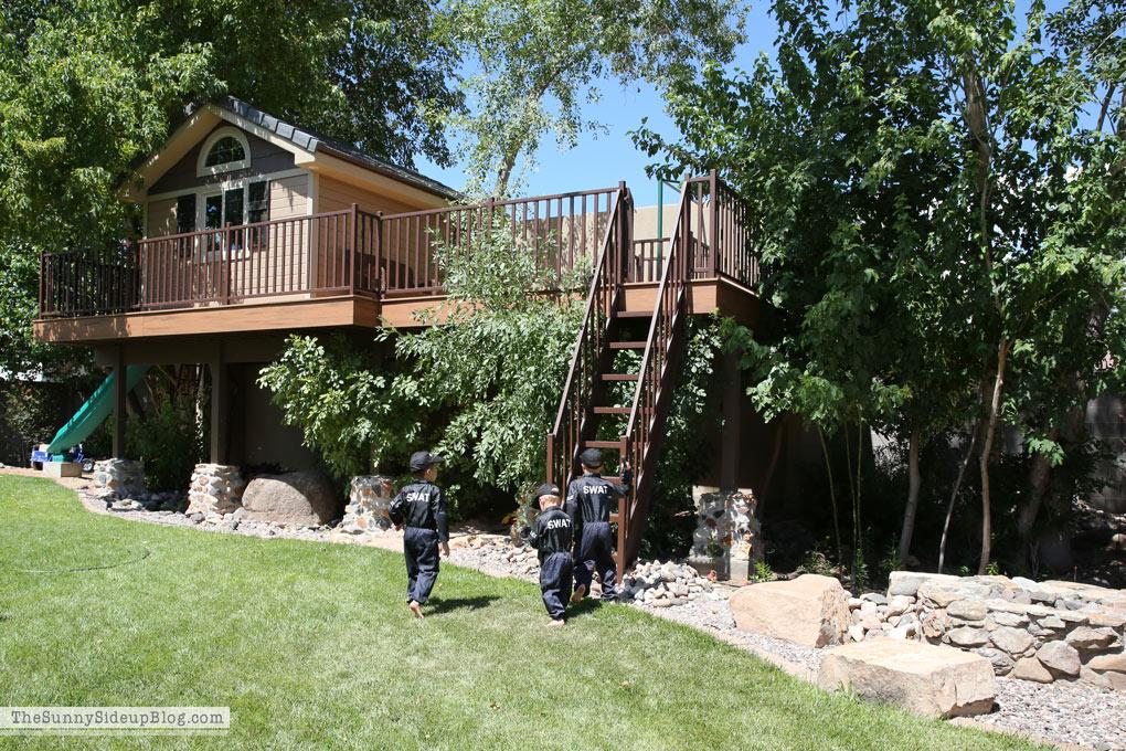 custom-treehouse