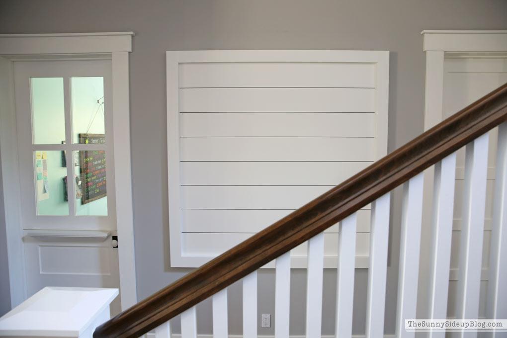shiplap-hallway-wall