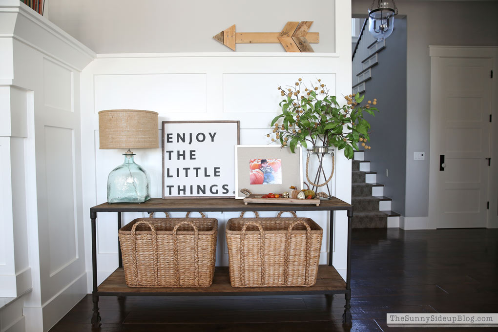 fall-console-table-decor