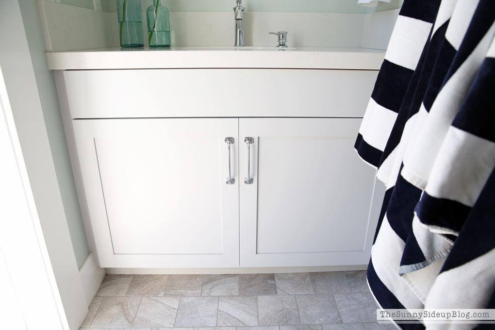 Pool Bathroom Cabinet
