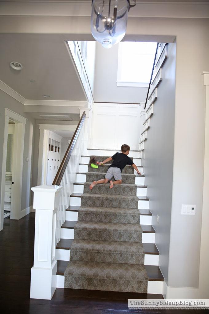 craftsman-stairs