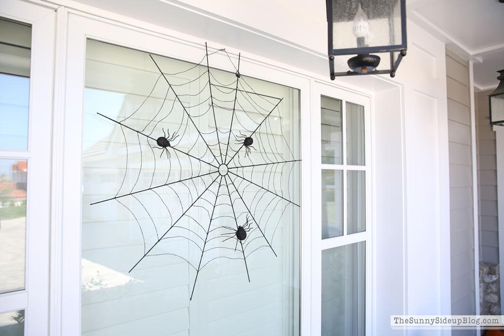 halloween-porch-spider-web