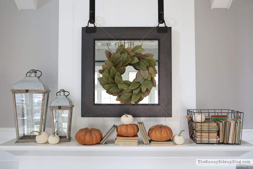mantel-decor-for-fall