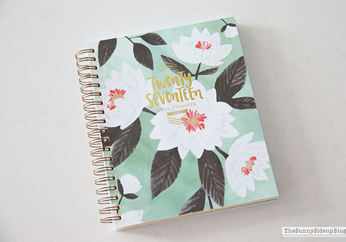 My new planner and a fun giveaway!