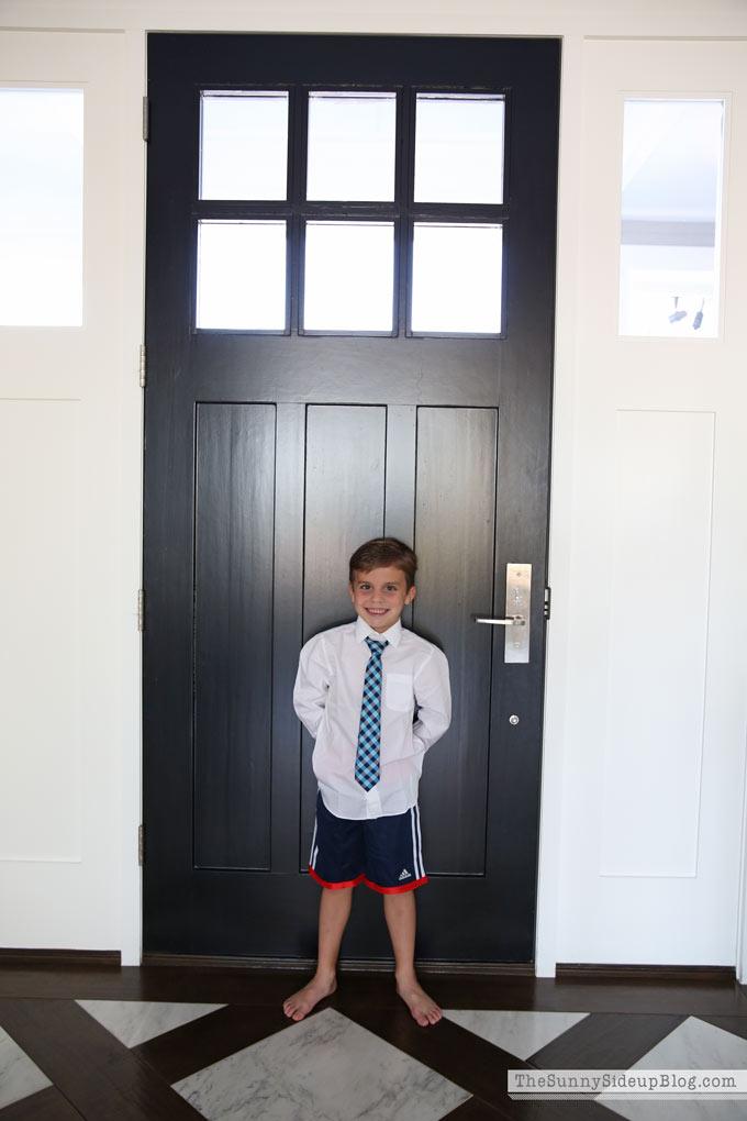 black-custom-craftsman-door
