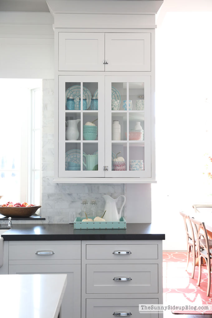 clear-kitchen-cabinet