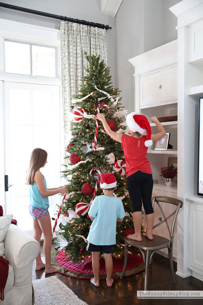 decorating-our-christmas-tree