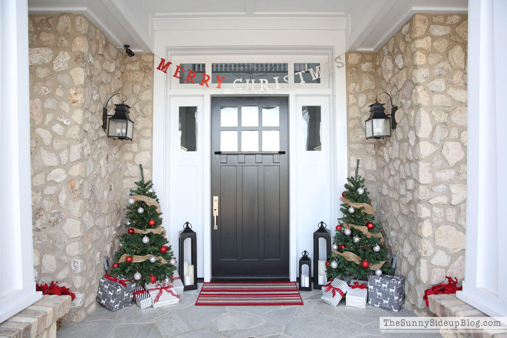christmas-porch-with-trees-and-presents