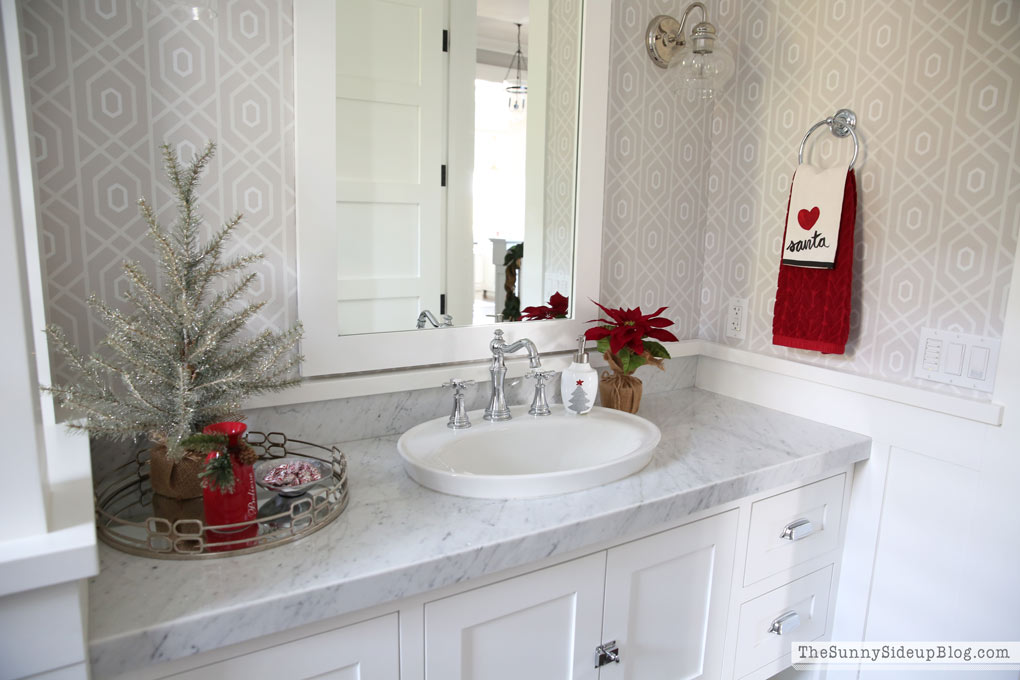 powder-bathroom-marble-courntertop-sunny-side-up