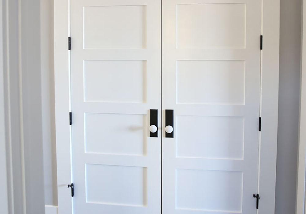Organized Decor Closet
