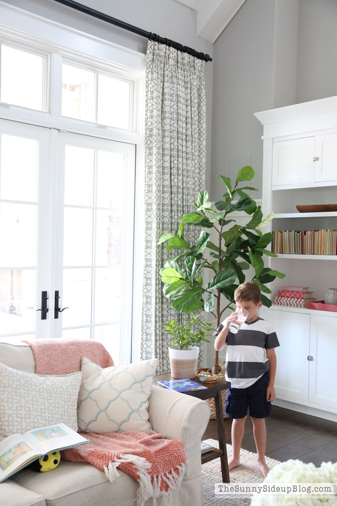 Pottery Barn Small Space Collection Decor Updates The
