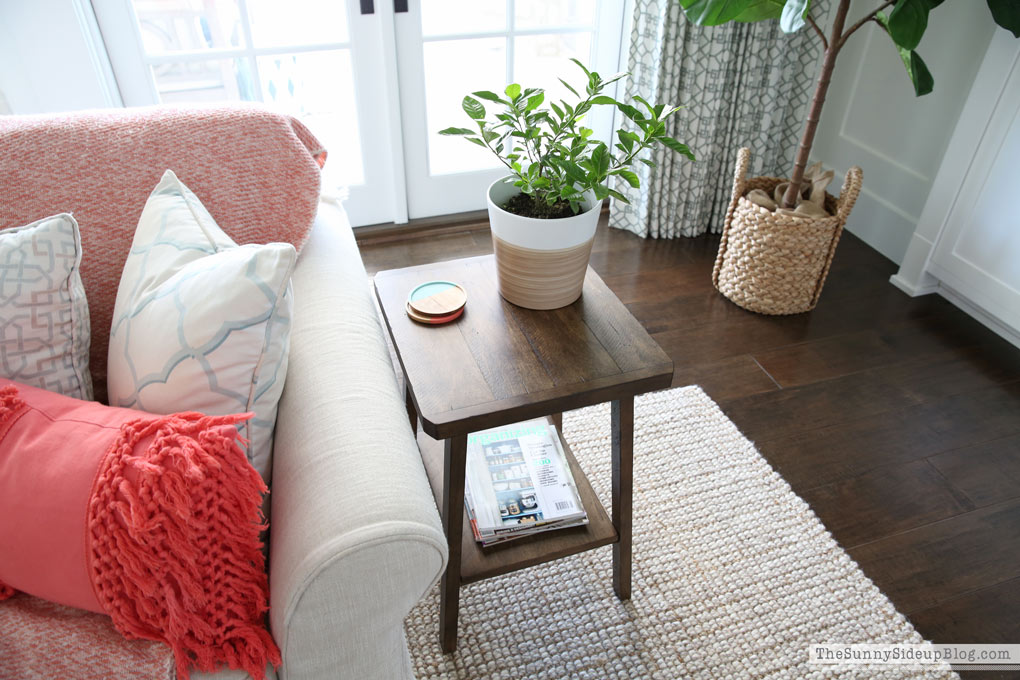 pottery barn small space collection decor updates the sunny side