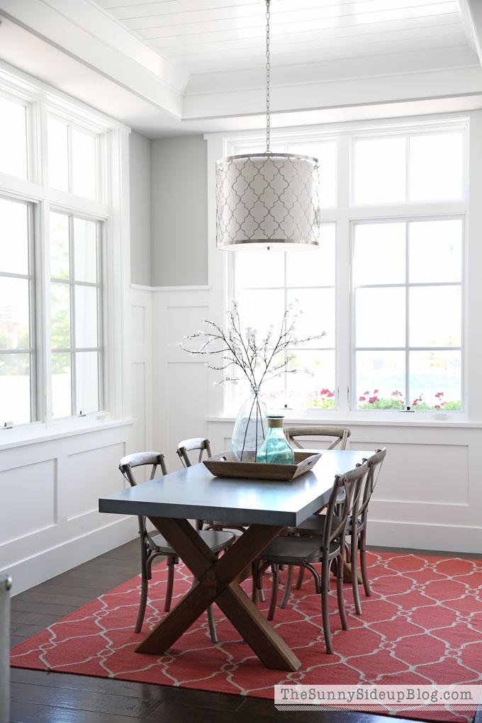 dining room nook (Sunny Side Up)