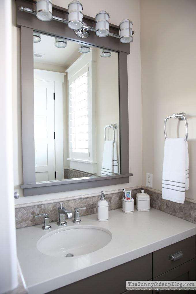 Nautical Modern Boy S Bathroom The Sunny Side Up Blog
