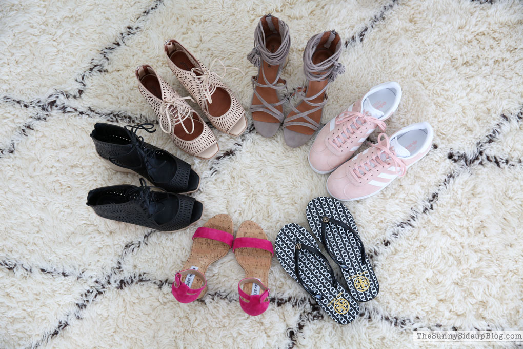 Fashion and what I'm packing for Maui!