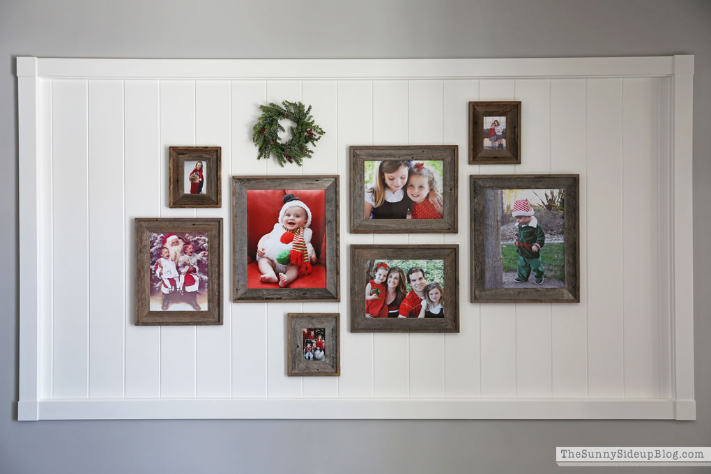 Although I Could Totally Go For A Little Christmas Decor Right Now.. And  Always. ;) Today Iu0027m Sharing My Summer Gallery Wall Along With ...